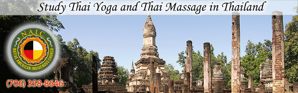 Thai Yoga Thai Massage Travel to Thailand